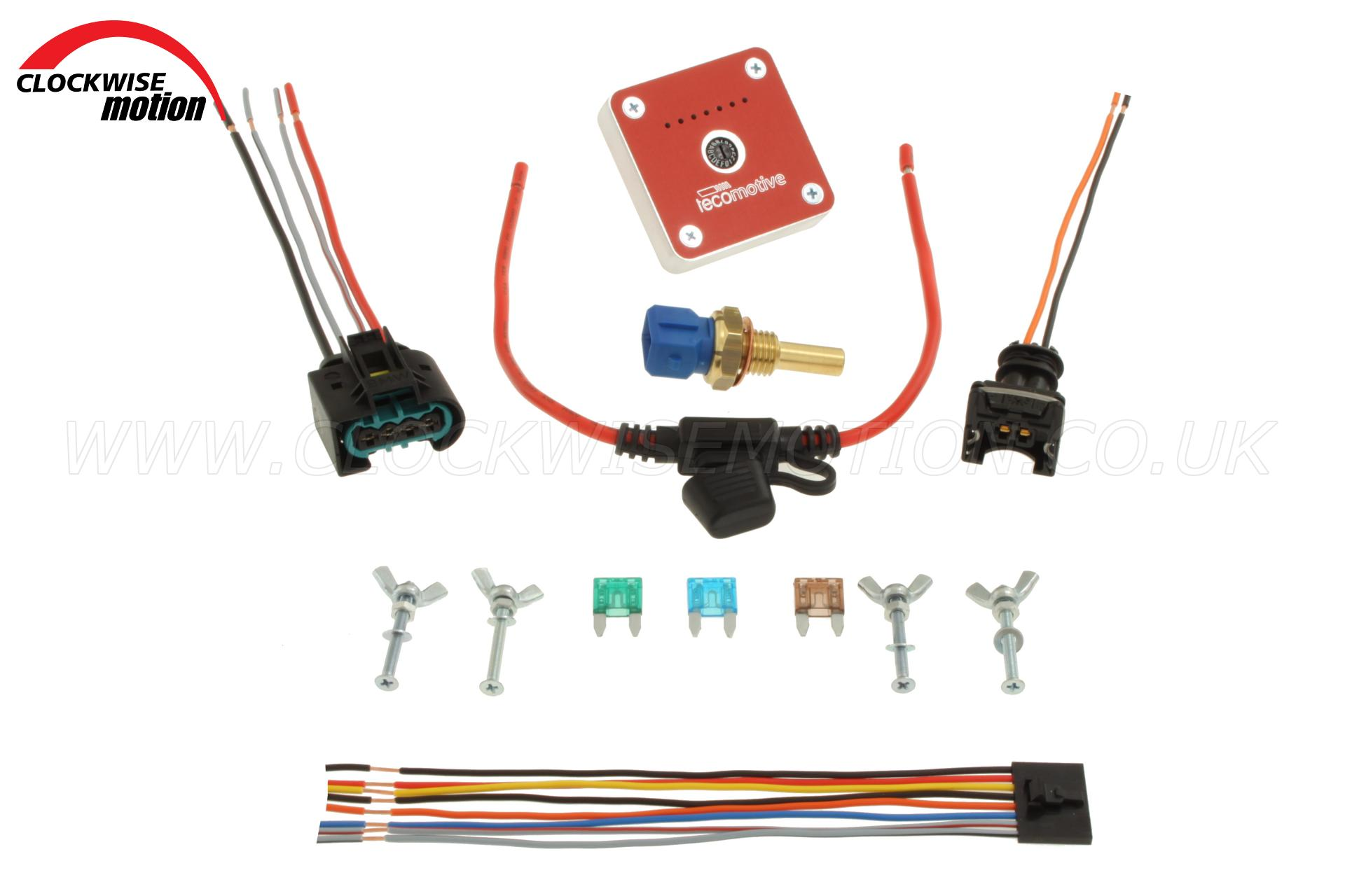 Electric Water Pump Controller Clockwise Motion Wiring