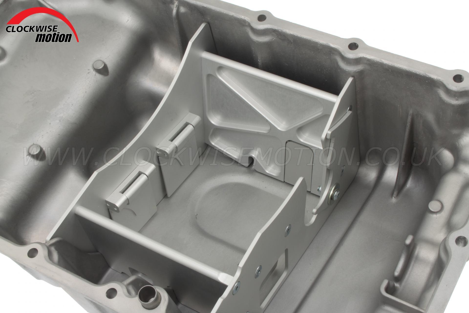 Honda K20 Baffled Sump EP3 / DC5   Clockwise Motion